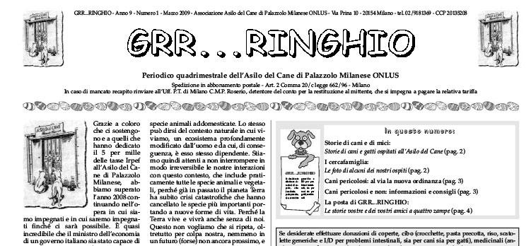 Il Ringhio 2009
